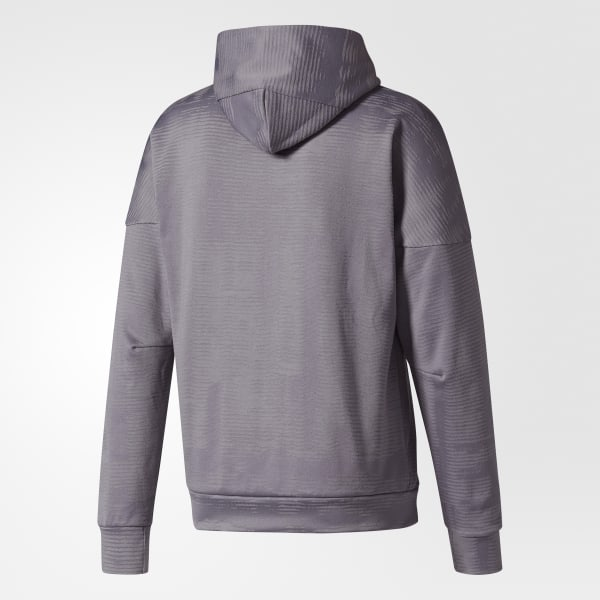 n Adidas Jacquard ePulse Hoodie GreyUs Z rdBCxeo