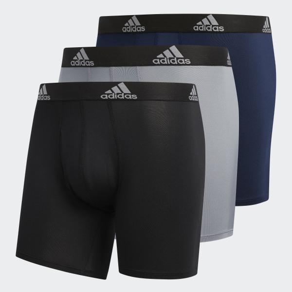 3 Climalite Briefs Boxer Adidas Pairs BlackUs F1uJcT3l5K