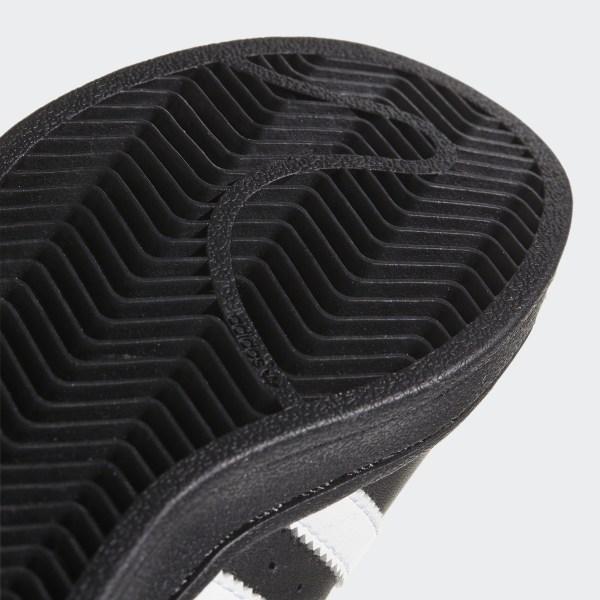 Noir AdidasFrance Superstar Foundation Chaussure Chaussure shrdxBtQC