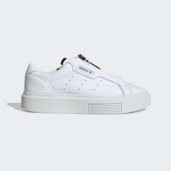BlancFrance Super Sleek Chaussure Adidas Zip 8nN0mw