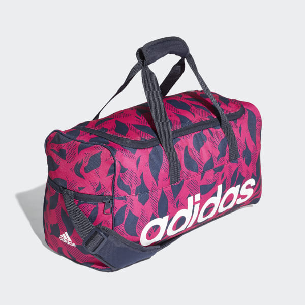 Sac Bordeaux AdidasFrance Linear Linear Travel Sac XOkTiuZP