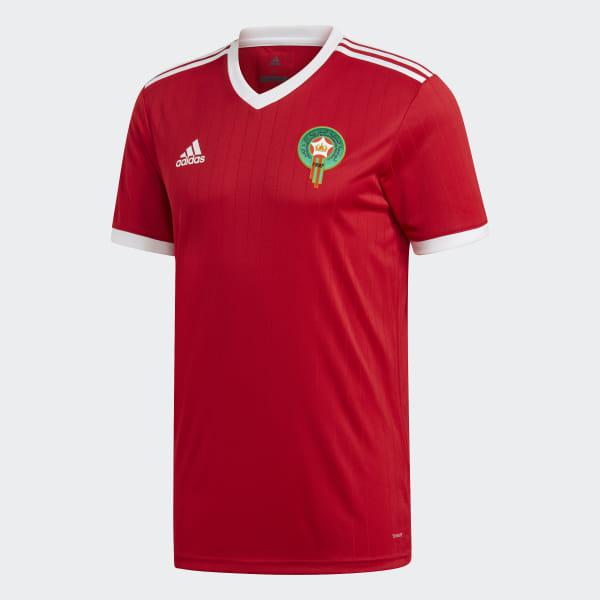 Shirt T Foot Maroc Femme Adidas uTFc5J31lK