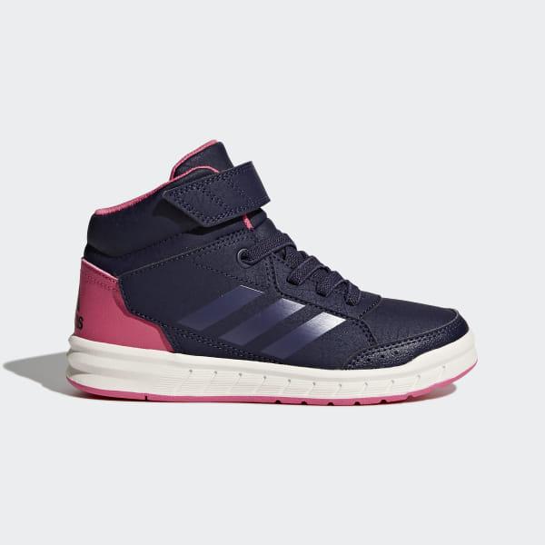 Enfants Adidas Altasport Shoes BlueCanada Mid DHIE2YW9