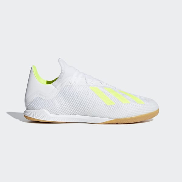 Chaussure AdidasFrance Blanc Indoor X 3 18 Tango vNOw8nm0