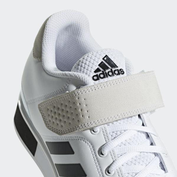Chaussure Perfect AdidasFrance Power 3 Blanc OPuTwXkZi