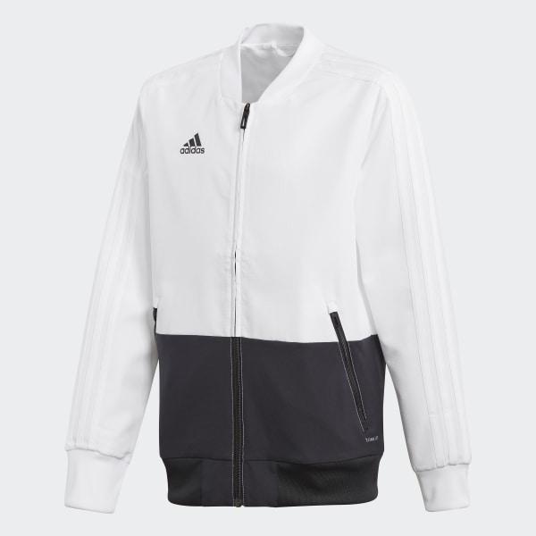 Chaqueta Blanco Condivo 18 Presentación AdidasEspaña 76ybYfg