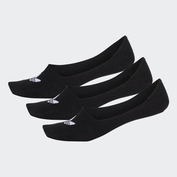 Cut Adidas Socks BlackUs 3 Pairs Low 0Pnw8kO