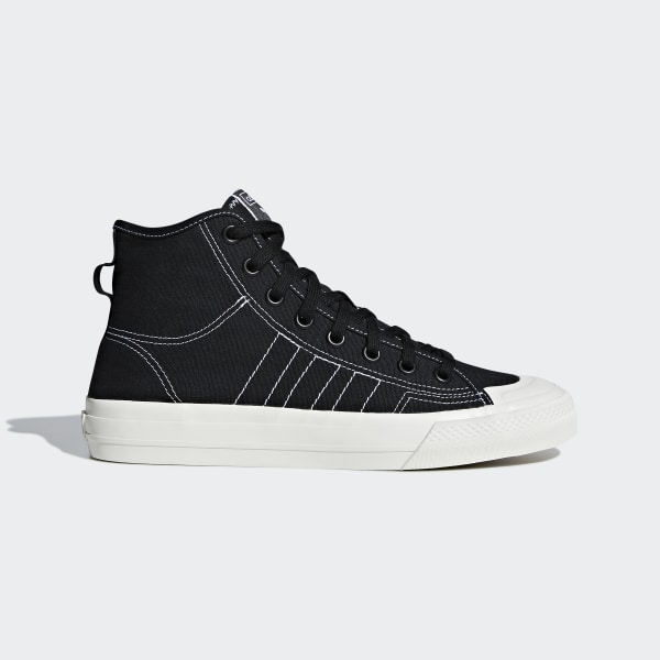 Adidas Nizza Hi BlackUk Rf Shoes 3lKTF1Jc