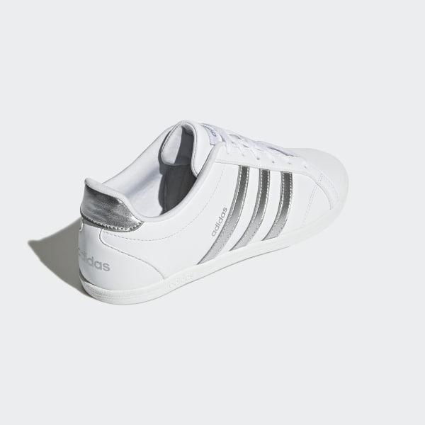 Chaussure Coneo Qt AdidasFrance Blanc Vs XkiTPZOu