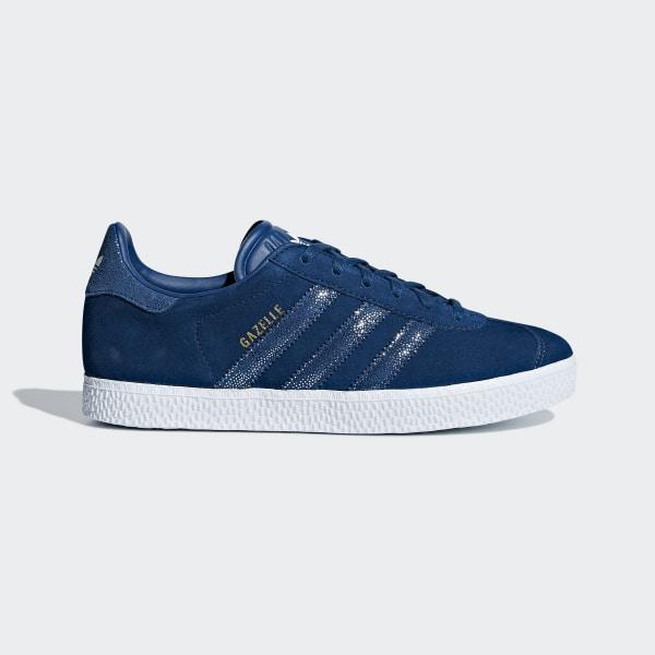 Chaussure Chaussure Bleu Gazelle Gazelle AdidasFrance Bleu Tl3KcFJu1