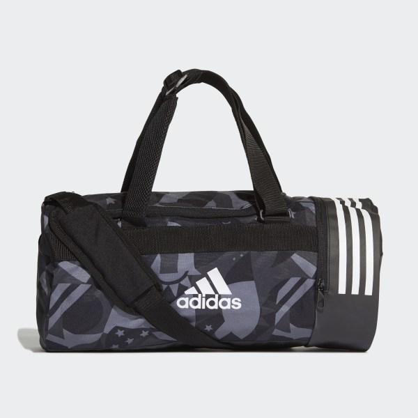 Noir AdidasFrance 3 En Stripes Format Toile Petit Convertible Sac Graphic ID9HWE2