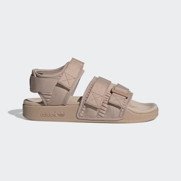 Zealand Adilette BeigeNew 0 2 Sandals Adidas nOmv80Nw