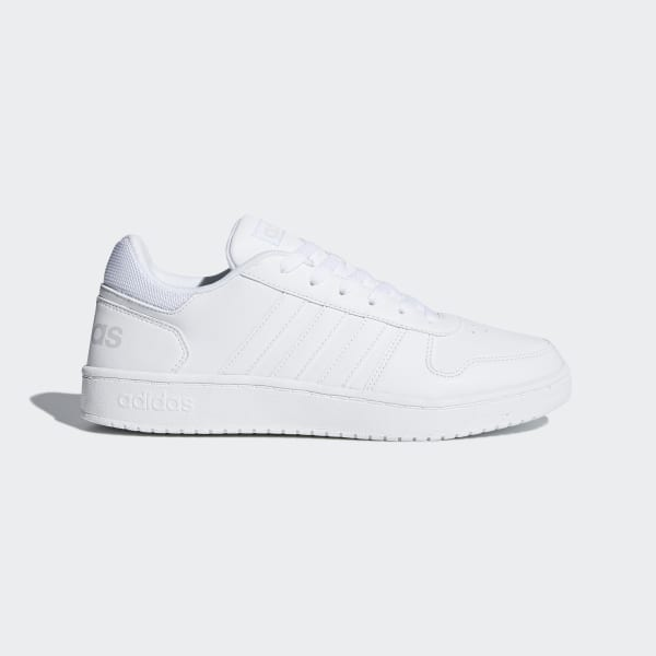 WhiteUs Hoops Adidas 0 2 Shoes CxBdoe