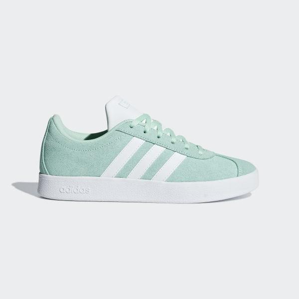 Chaussure 2 Court 0 Turquoise Vl AdidasFrance eroWdxCBQ