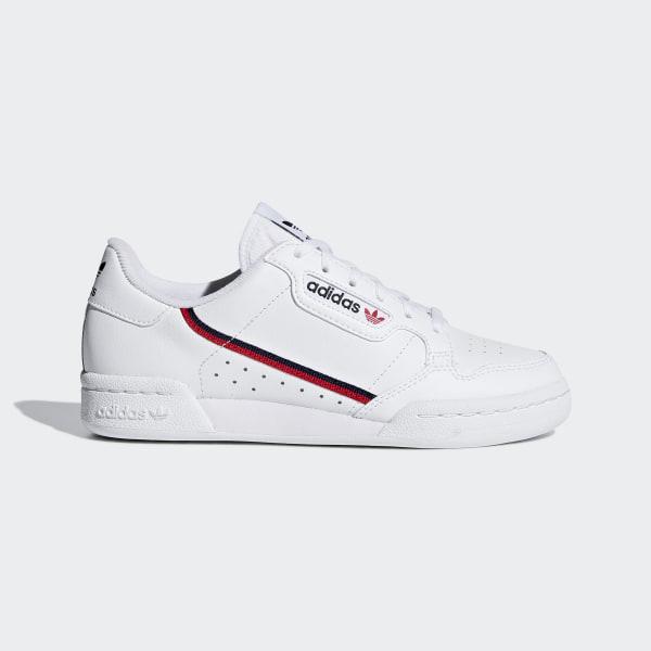 80 Continental Adidas WeißDeutschland Schuh N80kXnOPw