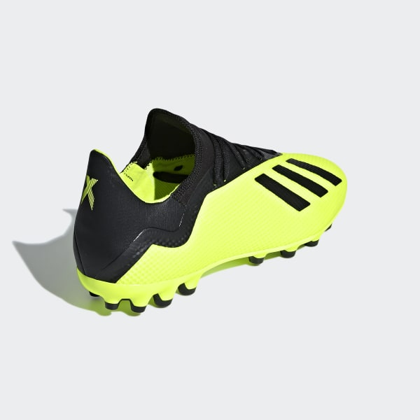 Chaussure AdidasFrance 18 3 Jaune Synthétique Terrain X zMGpVqUS