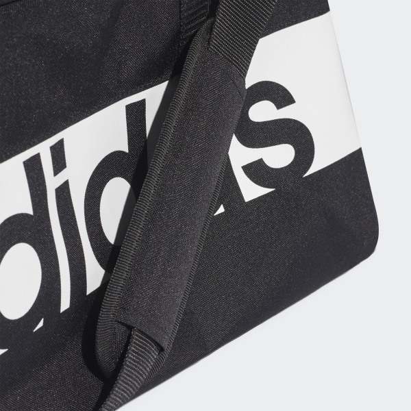 Bag Performance Linear Small Duffel Adidas BlackAustralia E9IYWDH2