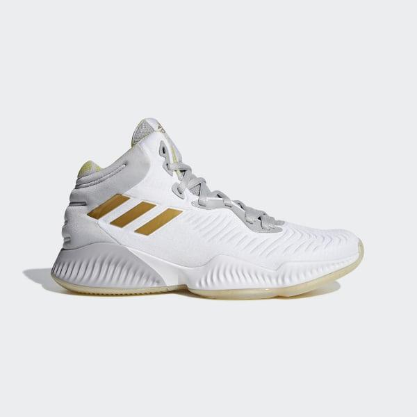 AdidasFrance Mad Chaussure 2018 Blanc Bounce L4Rj5A