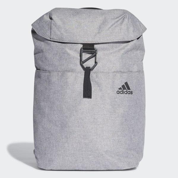 Sac À Heathered AdidasFrance Id Flap Gris Dos 5cq34LjRA