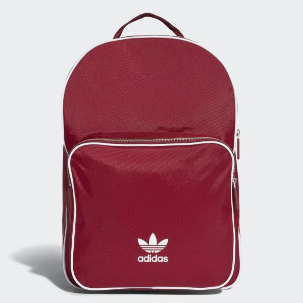 Classic À Dos Rouge AdidasFrance Sac W9HEID2