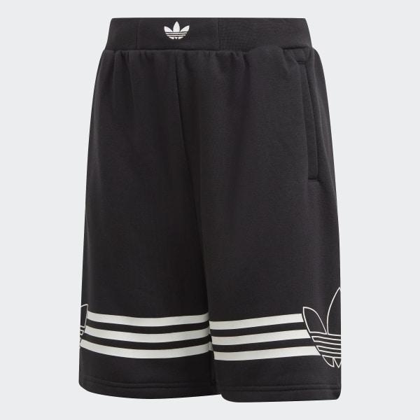 Shorts BlackUs BlackUs Adidas Adidas Outline Outline Shorts 4LA35Rj