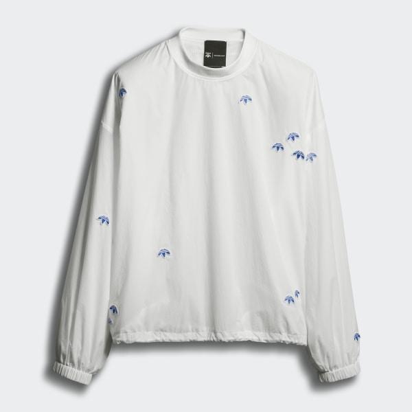 Sweatshirt Aw WhiteUs By Adidas Originals 3A54LRj