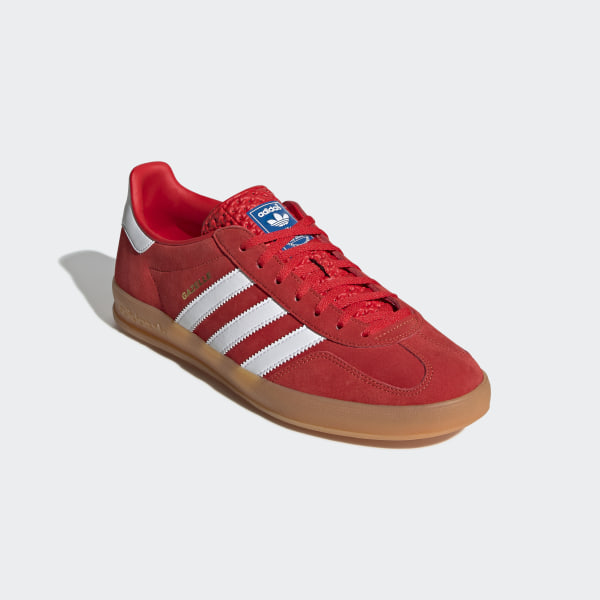 Chaussure Rouge Gazelle Chaussure Indoor Indoor AdidasFrance Gazelle ID9HE2