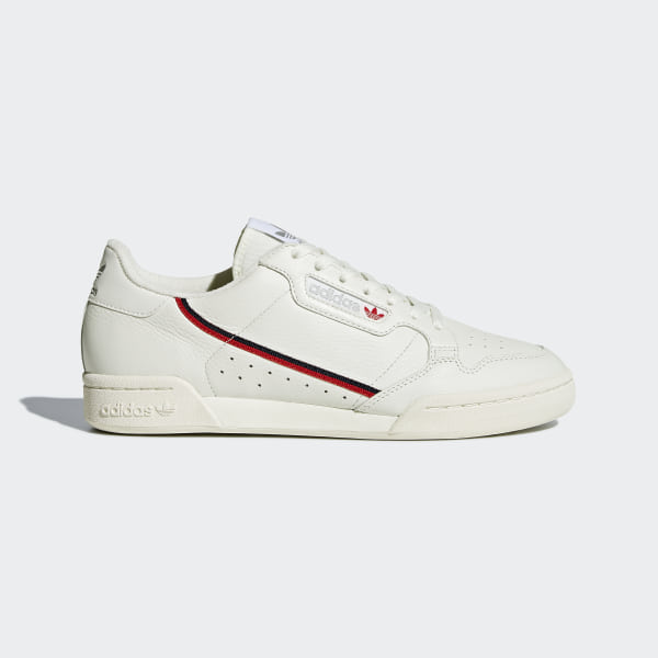 15a1079a9c adidas Continental 80 Shoes - White | adidas US