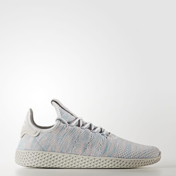 Pharrell Tennis Shoes Hu Adidas Williams BlueUs A53R4jL
