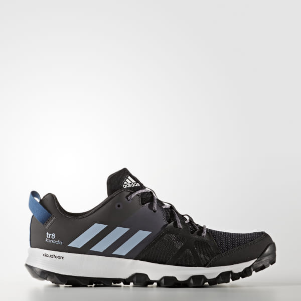 Trail BlackNew Kanadia Adidas Zealand 8 Shoes eH2YWD9IE