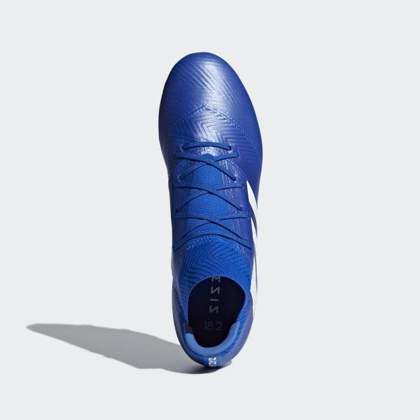 Terrain Chaussure 2 Nemeziz Bleu 18 Souple AdidasFrance QxCBeWodr