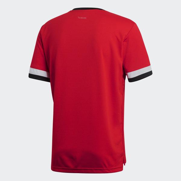 Rouge Club AdidasFrance Stripes T 3 Shirt GULqzMpSV