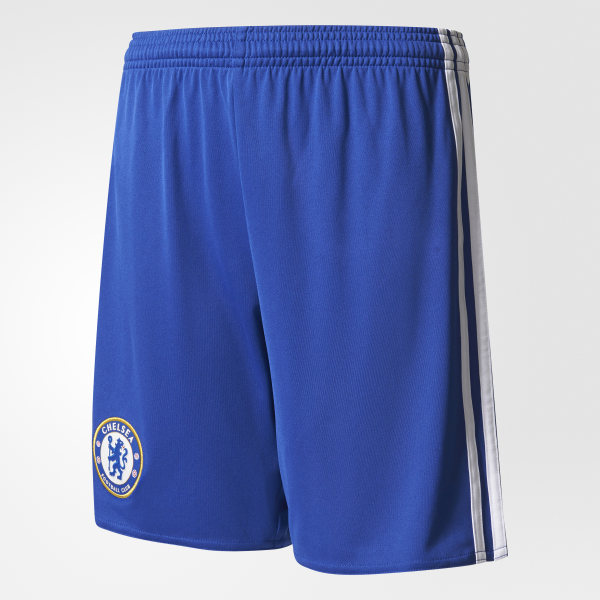 Chelsea Fc Home Adidas Shorts BlueCanada Enfants Replica fv76Ybgy