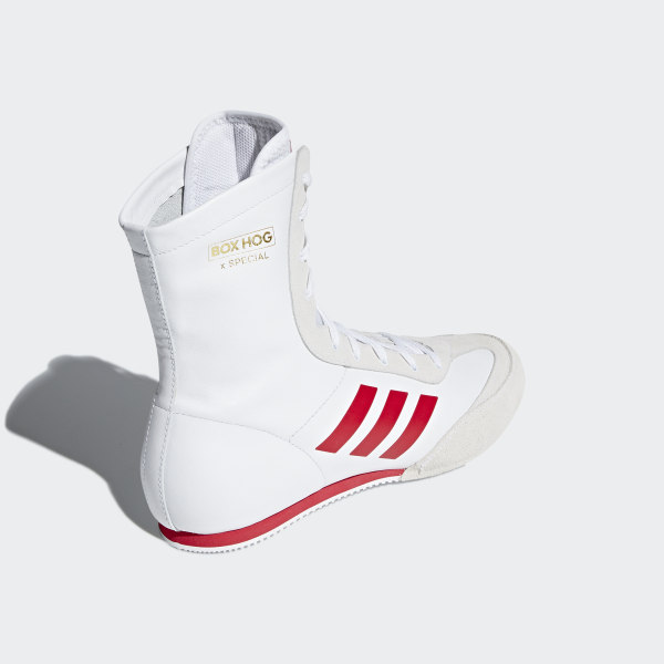 WhiteUs Special Shoes Hog X Adidas Box 45RjAL