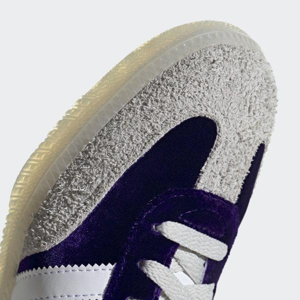 Violet Chaussure Og AdidasFrance Samba Og Samba Chaussure Violet 4LqRA35j