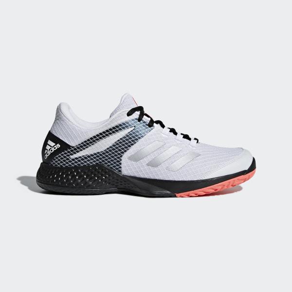 0 2 Adidas Us Adizero Club Shoes White tfx0awq
