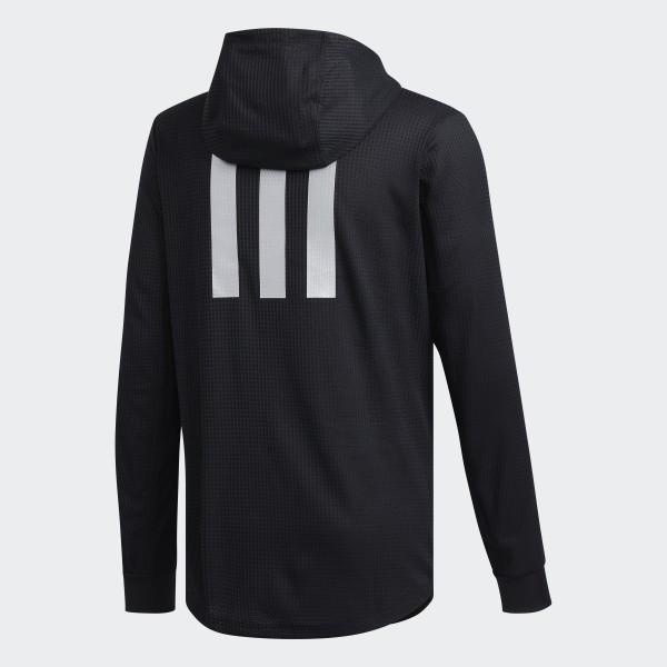To Sweat Adapt Chaos Capuche AdidasFrance Noir Shirt À SMUzqVp