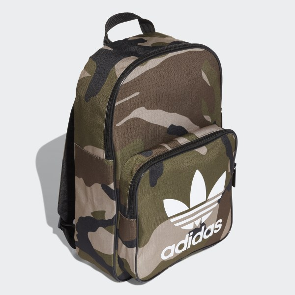 Vert Sac Classic AdidasFrance Camouflage À Dos EH9DW2I