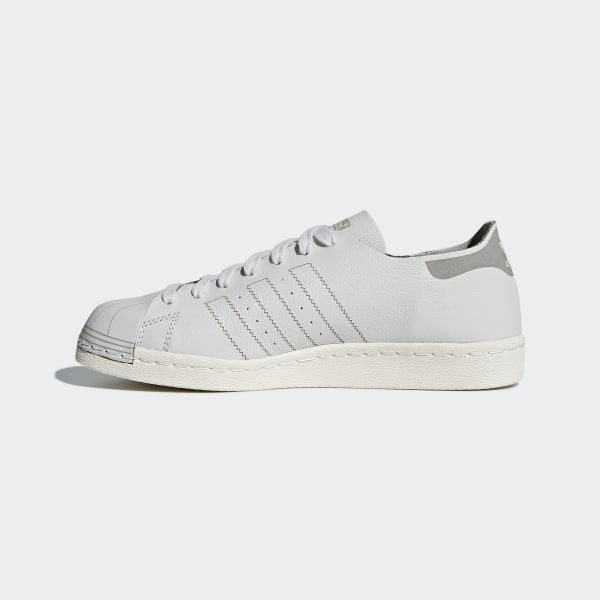 AdidasFrance Chaussure 80s Superstar Gris Decon f7bmyvIY6g