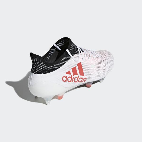 X 17 AdidasFrance 1 Chaussure Blanc Gras Terrain KcFlT1J