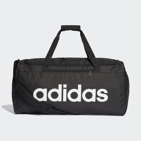 NegroColombia Adidas Core Bolso Deportivo Mediano Linear ChrdtsQx
