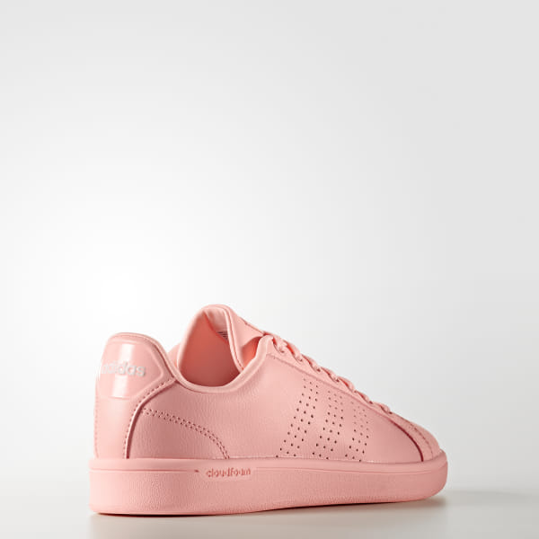 PinkUs Cloudfoam Adidas Shoes Clean Advantage 8wvn0Nm