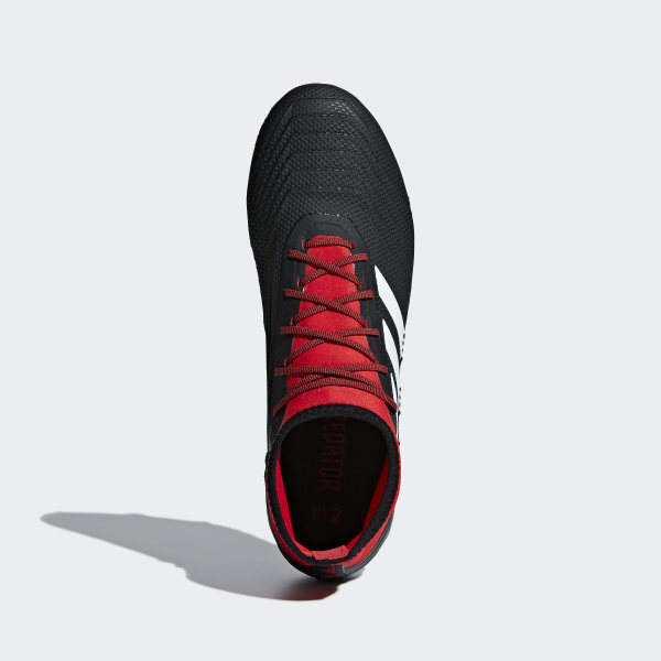 Chaussure AdidasFrance 18 Souple Noir Predator Terrain 2 srhdtCxQBo