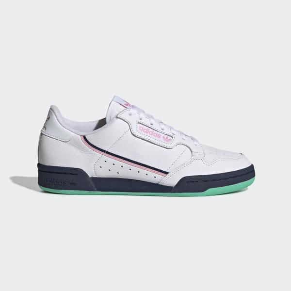 Continental Shoes Adidas Adidas 80 WhiteUs PkXuZi