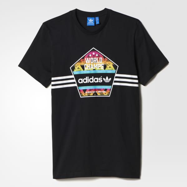 Camiseta NegroColombia Champs World Adidas Adidas Camiseta XOuZiPk