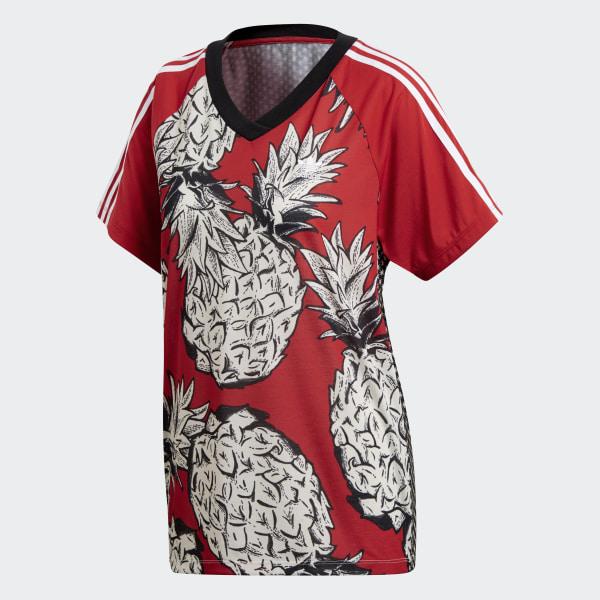 Adidas Stripes MulticolorUs Tee Adidas 3 3 yYf6b7g