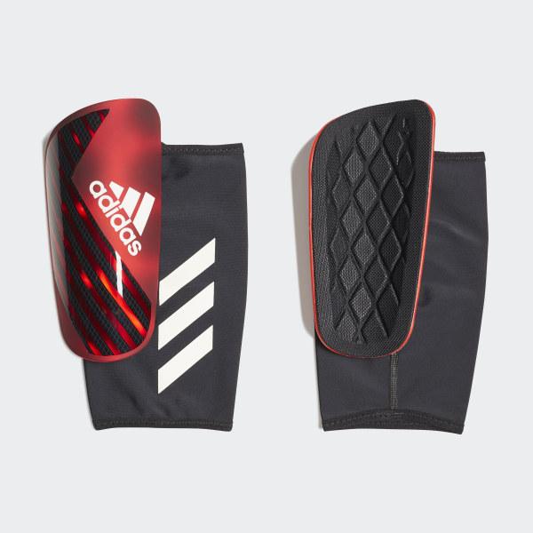 Rouge X Pro Protège Tibias AdidasFrance TJlF1cK