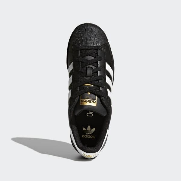 Superstar Adidas Foundation Shoes BlackUk SMzqVUp