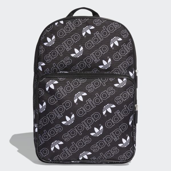 Sac Dos Moyen À Format Noir AdidasFrance Adicolor 4ALRj5