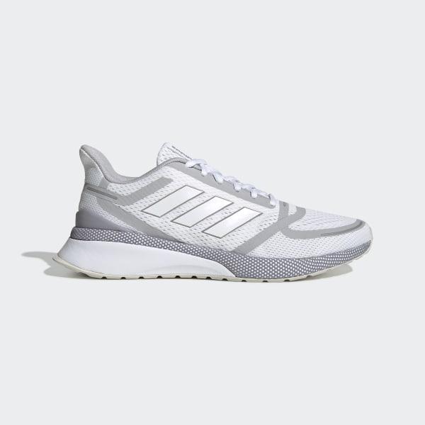 Chaussure Nova Chaussure Blanc AdidasFrance Run Blanc Nova Run OkTZiPXu